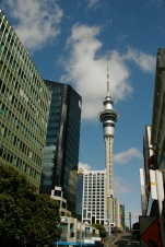 Aucklands Sky Tower