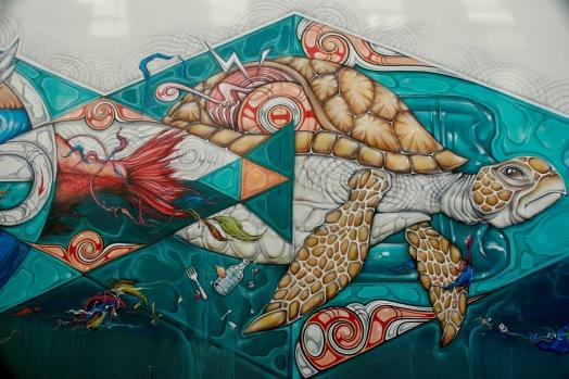 Street Art in Napier 5