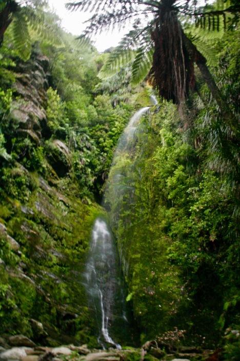 Wasserfall in der Nähe der Smith Farm