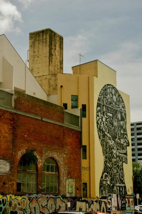 Street Art in Wellington