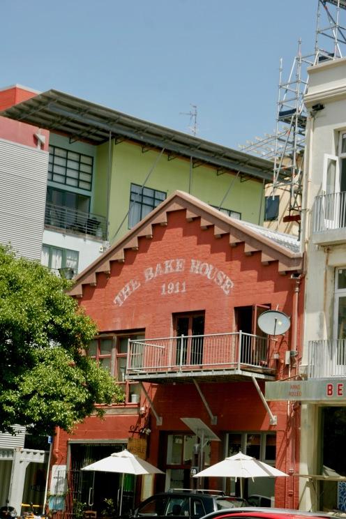 Bunte Cuba Street in Wellington