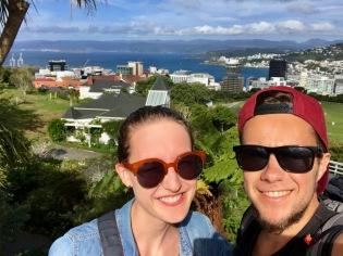 Über den Dächern Wellingtons