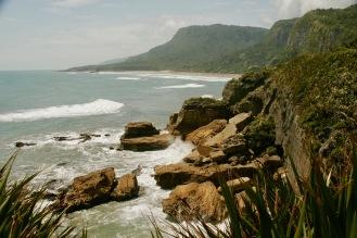 Wunderschöne Westküste auf der Südinsel