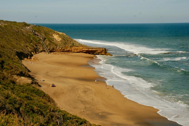 Traumhafter Bells Beach