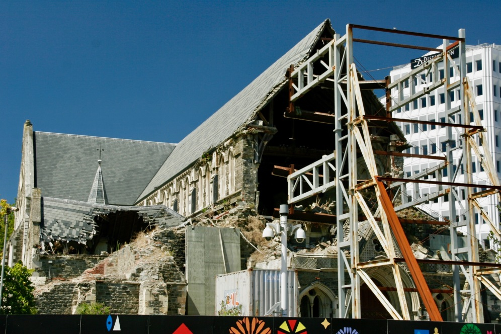 Kathedrale inChristchurch