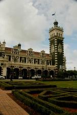 Dunedin Bahnhof