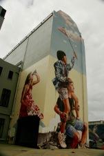 Tolle Kunst in Dunedin