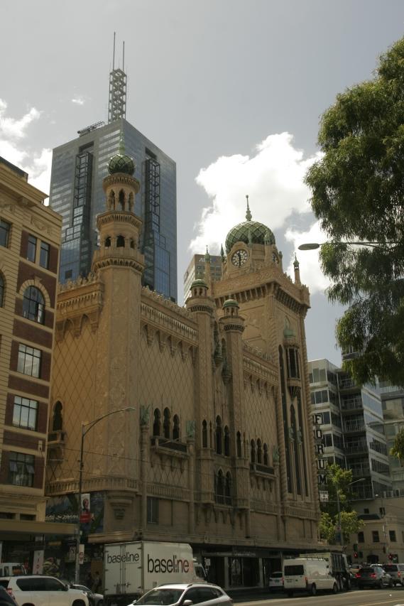 Melbourne Tour