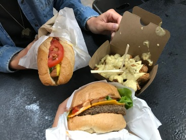 Lord of the Fries - vegane Fast Food Kette