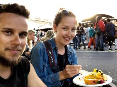 Melbourne - kulinarische Oase