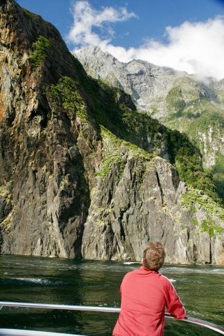 Milford Sound Ausblick