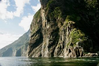 Milford Sound Berge