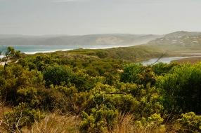 Split Point an der Ostküste Australiens