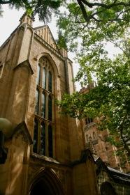 Kathedrale in Sydney