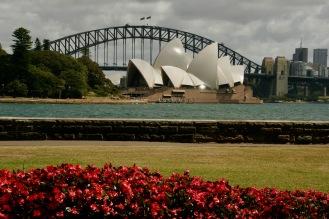Die beiden bekanntesten Sehenswürdigkeiten Sydneys