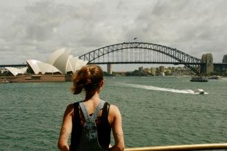 Opera House & Harbour Bridge