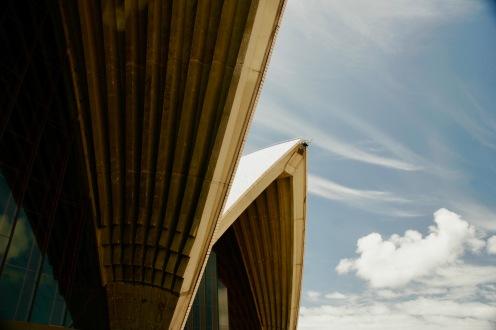 Opera House - architektonisches Wunderwerk