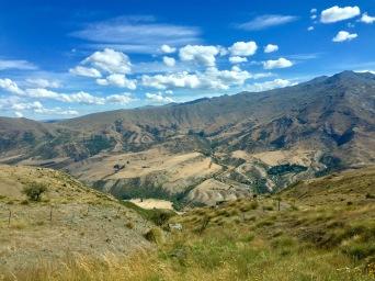 Landschaft rund um Wanaka