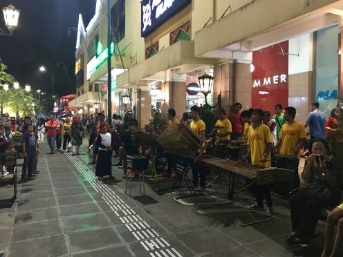 Band in Molioboro, Yogjakarta