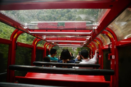 Steilste Bahn der Welt in den Blue Mountains