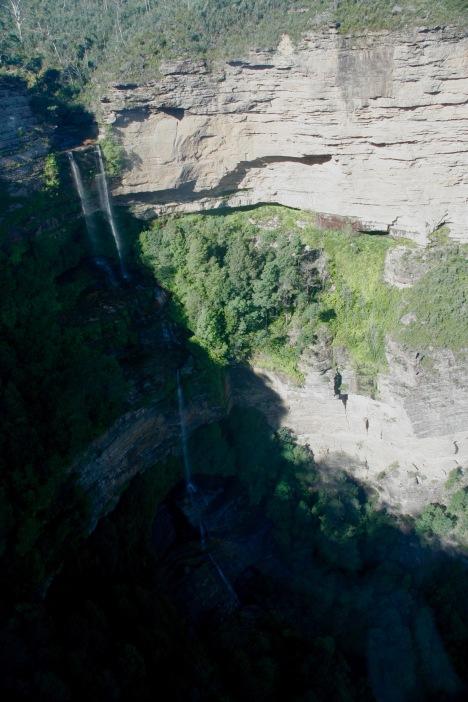 Katoomba Falls in den Blue Mountains
