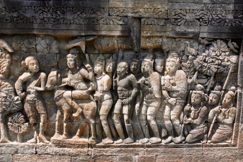 Borobodur Tempel 05