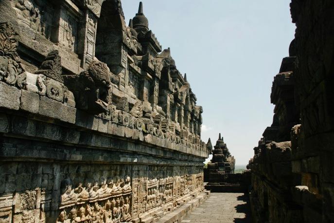 Borobodur Tempel 06