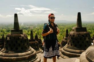 Borobodur Tempel 08