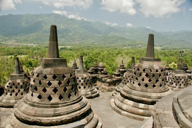 Borobodur Tempel 09