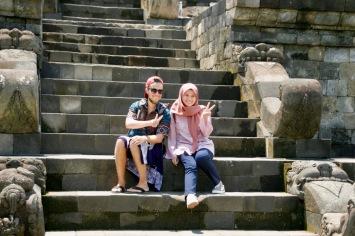Borobodur Tempel 10