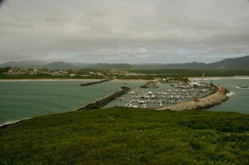 Erster Tage ohne Regen in Coffs Harbour