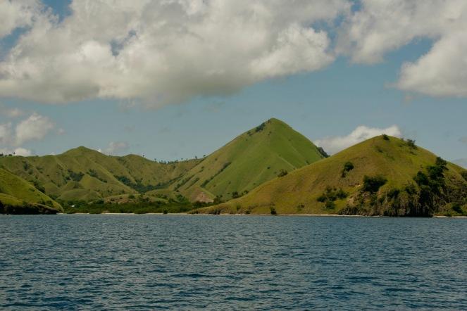 Fahrt nach Rinca Island