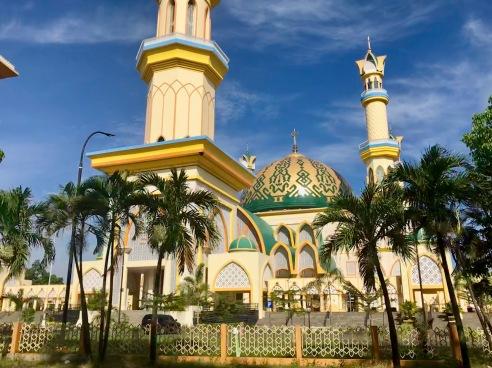Größte Moschee Lomboks
