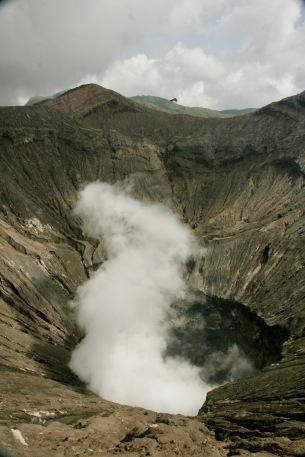 Rauchender Mount Bromo
