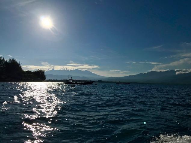 Rückweg von Gili Air nach Lombok