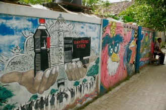 Street Art in Yogjakarta
