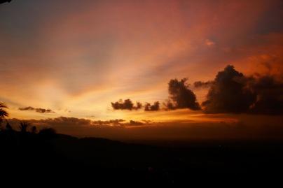 Tolle Farben vom Bukit Bintang