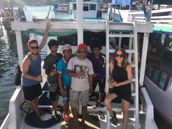 Unsere Top Komodo Crew