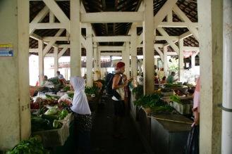Vogelmarkt in Yogjakarta