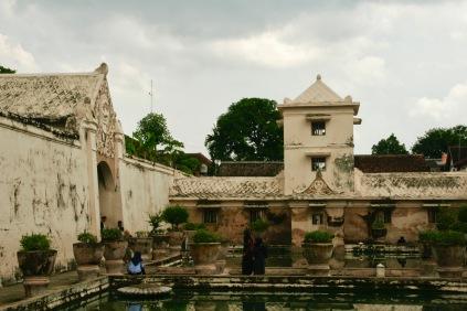 Wassertempel Yogjakarta, Java
