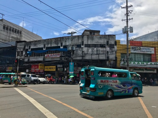 Colon Straße in Cebu City