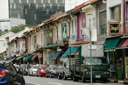 Das orientalische Viertel Kampong Glam