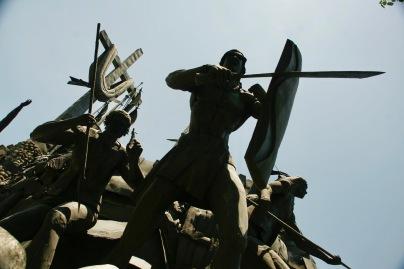 Details des Heritage of Cebu Monuments
