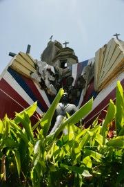 Die Portugiesen in Cebu City auf den Philippinen