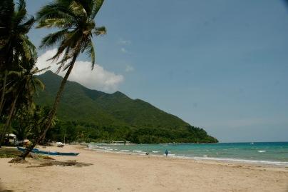 Einsamer Strand von Sabang
