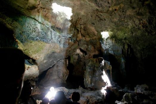 Hinagdanan Höhle auf Bohol
