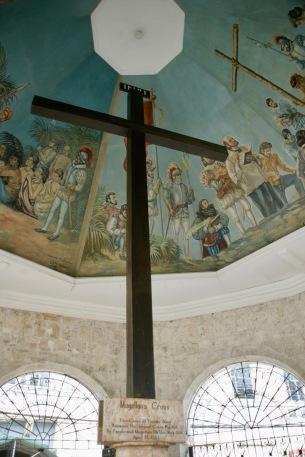 Magellankreuz in Cebu City