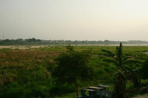 Mekong - Thailand auf der anderen Seite