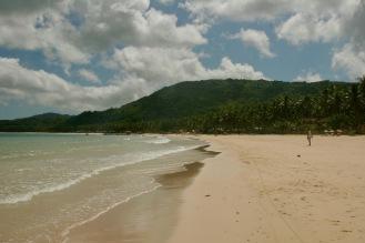 Nacpan Beach auf Palawan