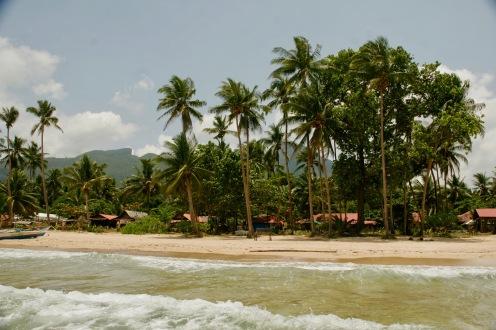 Sabang auf Palawan